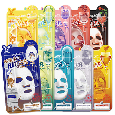 Elizavecca - Deep Power Ringer Mask Pack (10pc)