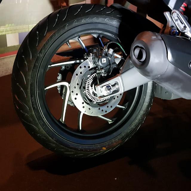 Modenas Dominar 400 Dilancarkan, Harga Tak Masuk Akal RM13,788!