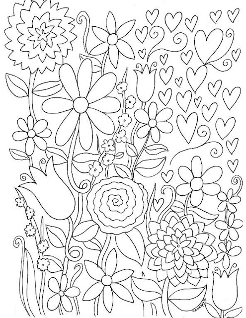 Teacher Neidinha Franca: Free summer coloring pages to color.