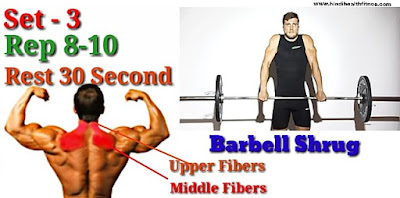 shoulder size gain and cutting exercises in hindi