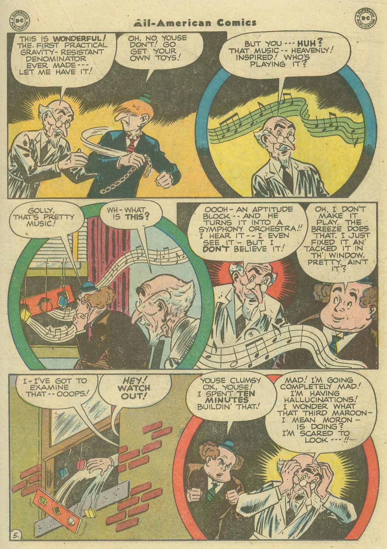 Read online All-American Comics (1939) comic -  Issue #80 - 27