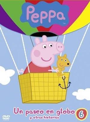 Peppa pig: Un Paseo en globo [2017] [DVDR] [NTSC] [Latino]