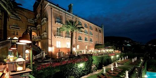 Hotel Palazzo Sasso (Ravello, Costa de Amalfi, Italia)