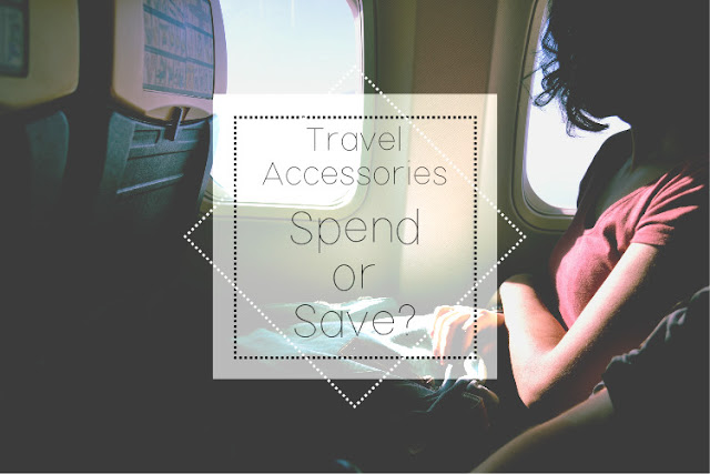 Travel Accessories - Spend or Save? - Part 2