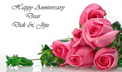 1st wedding anniversary wishes for sister and jiju