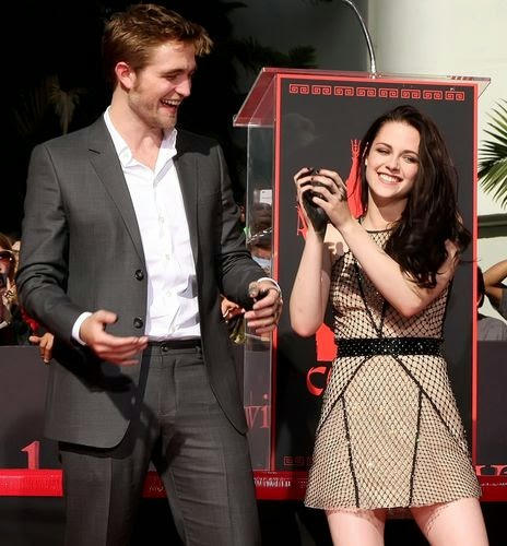 Pattinson and Kristen Stewart Coachella Festival