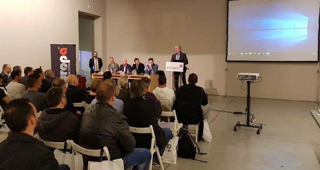 Επιτυχημένη εκδήλωση της EUROPA στο Ναύπλιο παρουσία του Προέδρου της ΠΟΒΑΣ
