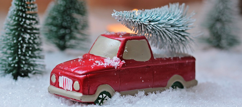 Car safety at Christmas | Love, Maisie | www.lovemaisie.com
