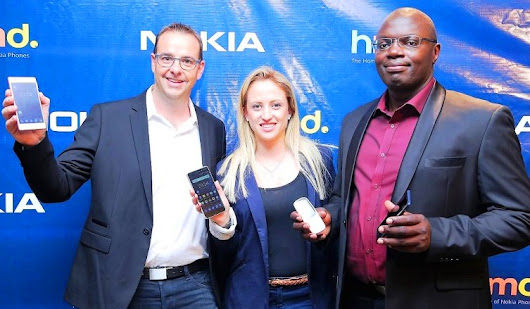 Nokia 3310 hits back as Nokia bounces back into the Kenyan market, launches Four (4) new phones. - Careercoded