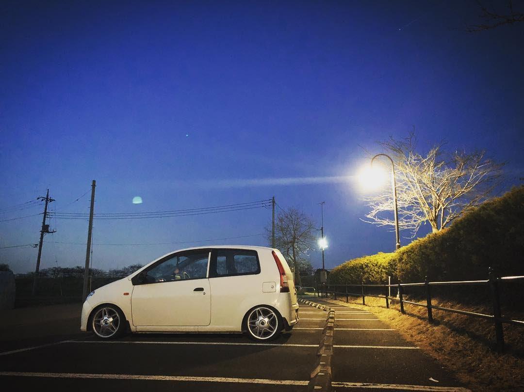 Daihatsu Cuore, L251, Mira, miejski samochód