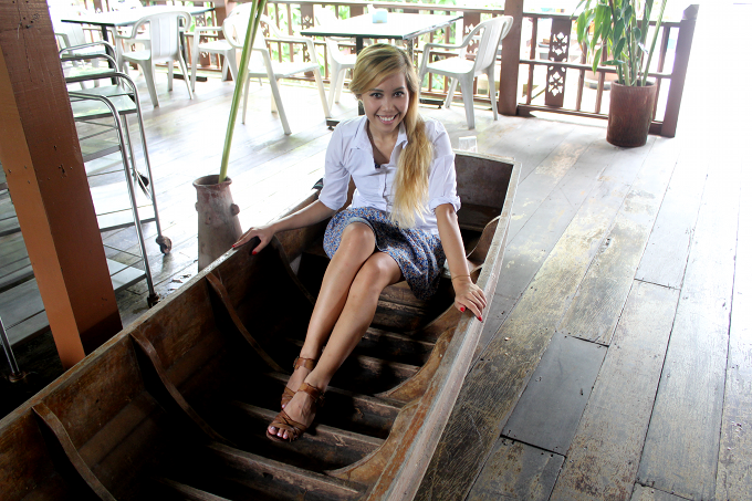 Floating Restaurant - The Wayfarer