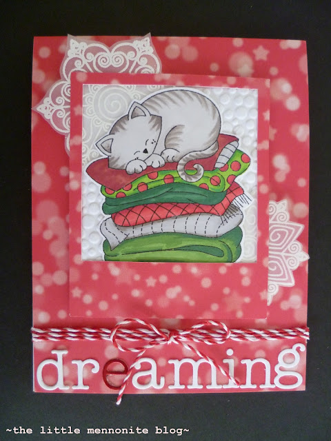 Dreaming by Dawn features Newton's Naptime and Beautiful Blizzard by Newton's Nook Designs; #newtonsnook