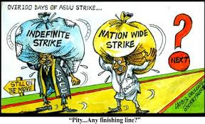 ASUU, FG Meeting Deadlocked