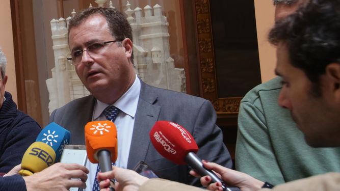 Gel n noticias el ayuntamiento de sevilla reclama al for Ministerio del interior sevilla