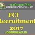 Food Corporation of India (FCI) Recruitment 860 Watchmen Vacancy