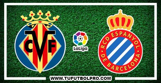 Ver Villarreal vs Espanyol EN VIVO Por Internet Hoy 21 de Septiembre 2017