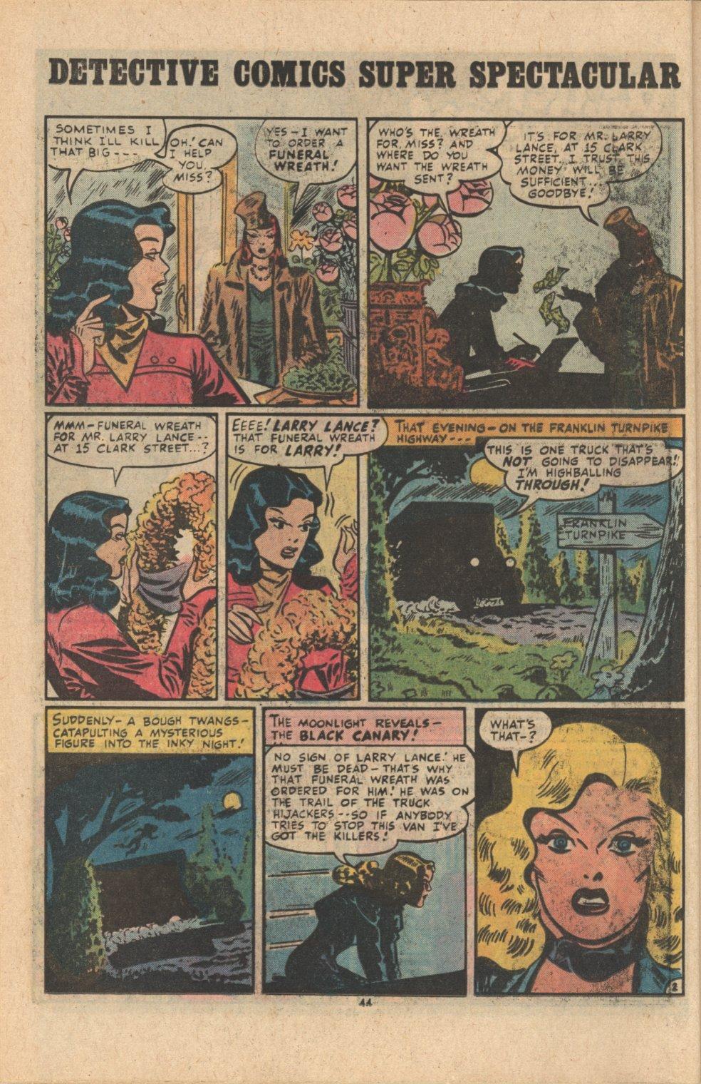 Detective Comics (1937) 442 Page 43