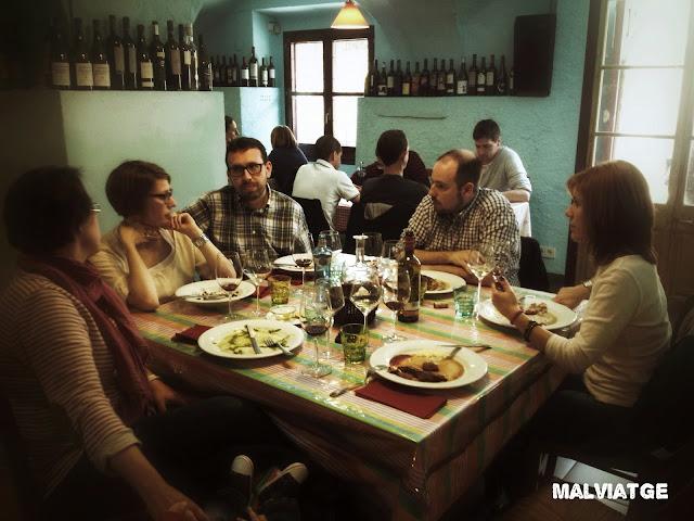 restaurant cooperativa porrera