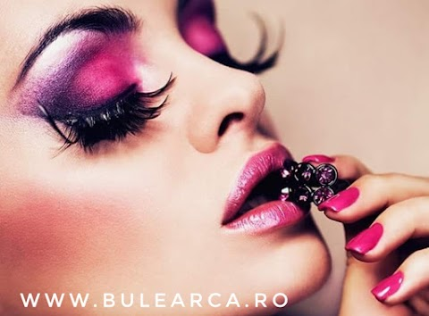 Makeup new trend august 2018 by bulearca.ro