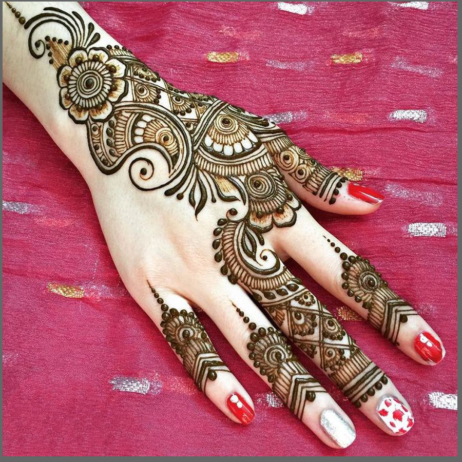 Mehndi Art Designs