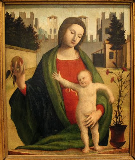 Bramantino, Madonna and Child