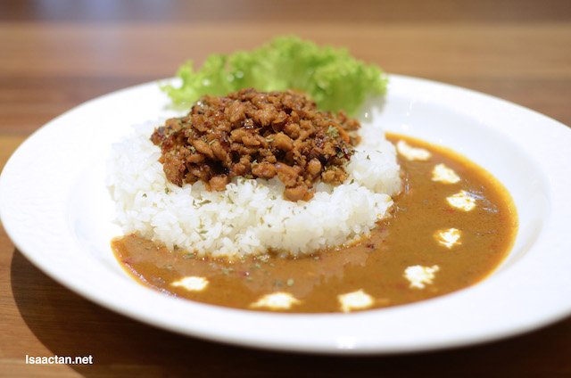 Stamina Curry Rice - RM14.90