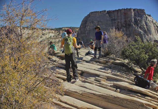 Scouts Lookout, Zion National Park