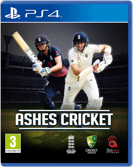 Ashes Cricket 17 Full PC Game Free Download- CODEX