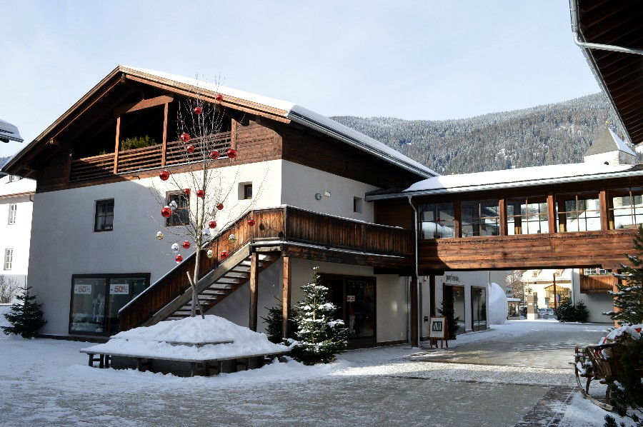 Tutto il fascino tirolese del Residence Zin Senfter a San Candido