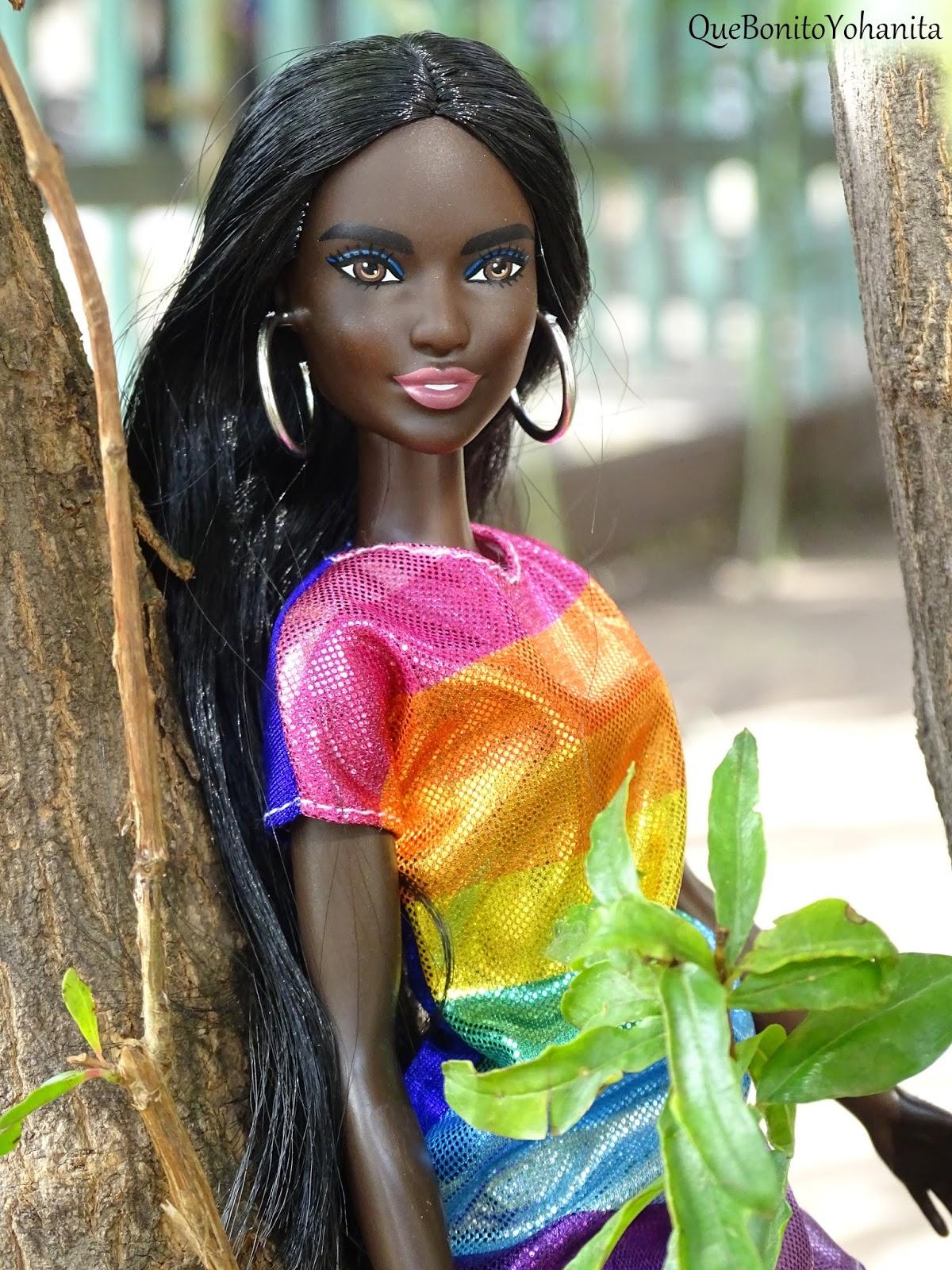 que bonito Yohanita!: Barbie Fashionistas 2018: Original doll 90 ...