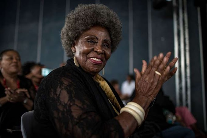 Zimbabwe-born veteran jazz musician Dorothy Masuka has died.