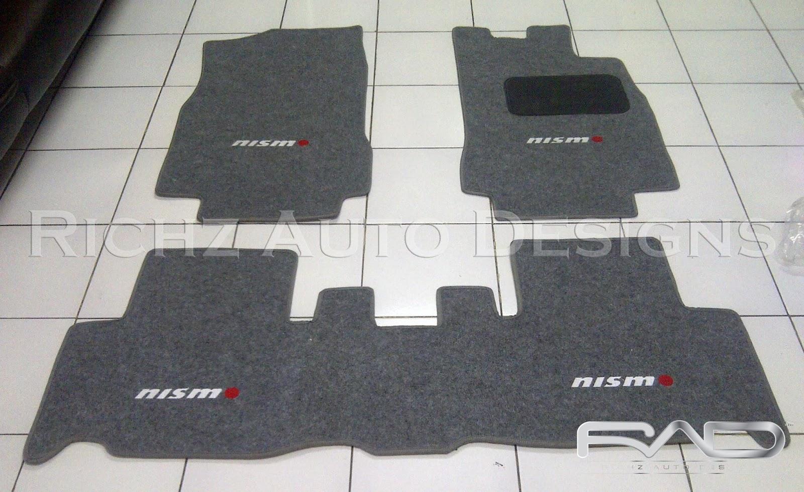 toyota yaris trd merah grand new avanza type e dan g richz auto designs: karpet beludru / karet custom fitted
