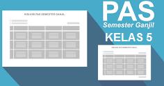 Soal Pai Kelas 5 PAS Semester Ganjil Tahun Pelajaran 2018-2019