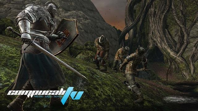 Dark Souls II PS3 Español Región USA
