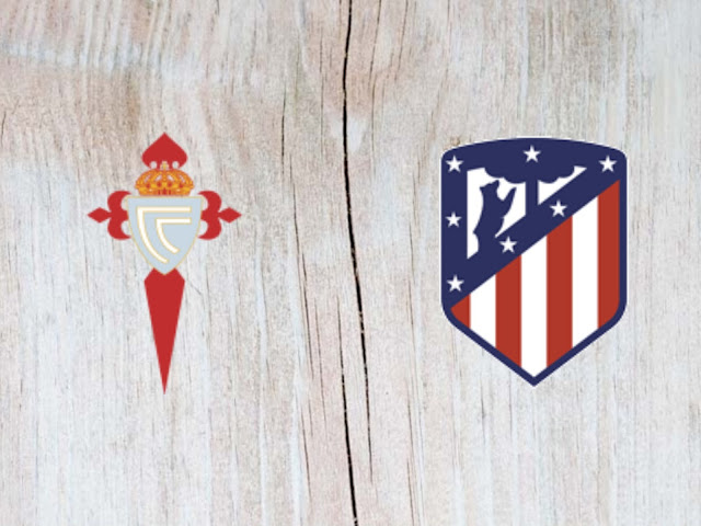 Celta Vigo vs Atletico Madrid Full Match & Highlights 01 September 2018
