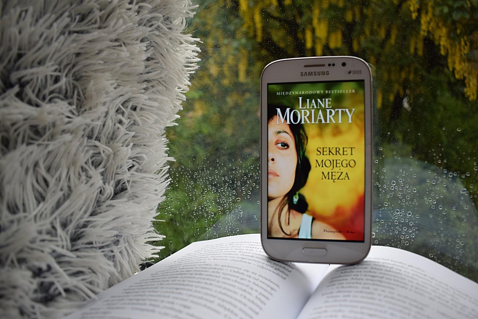 Liane Moriarty, Sekret mojego męża