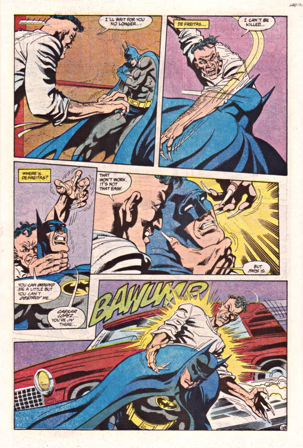 Detective Comics (1937) 640 Page 18
