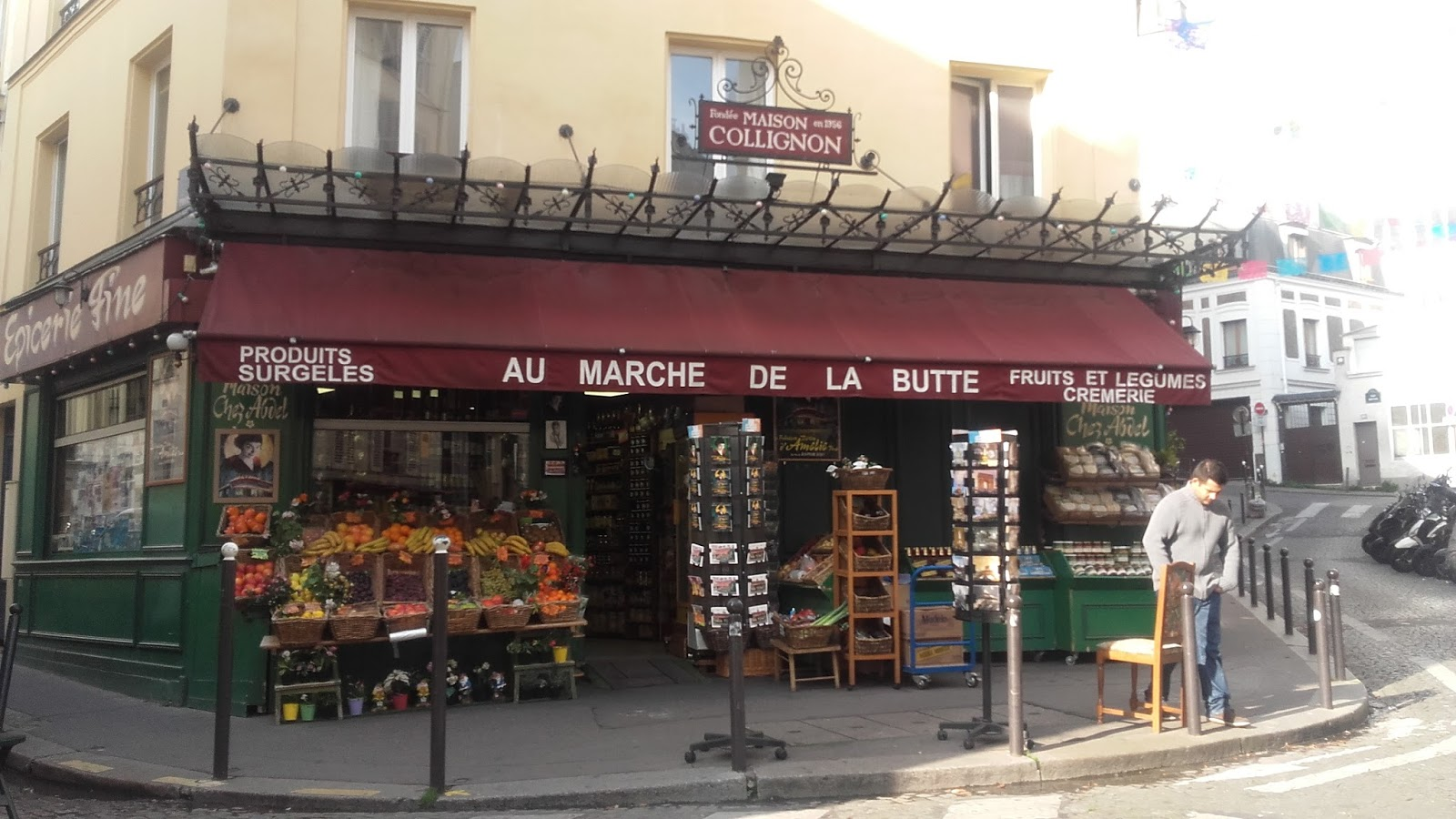 Caf Ef Bf Bd Chaleureux Paris