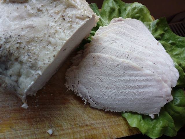 schab gotowany w majonezie schab gotowany po 10 minut schab na kanapki domowa wedlina schab dziesieciominutowy