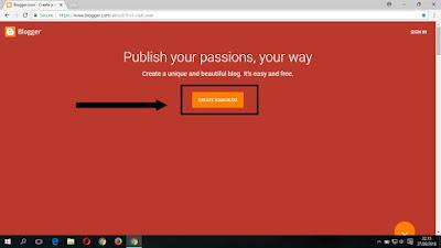 cara cepat membuat blog yang seo friendly
