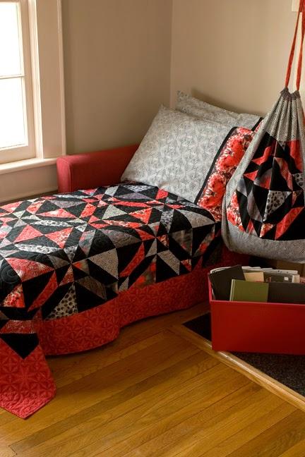 Debby Kratovil Quilts: Quiltmaker's 1,000 Blocks: Week 4