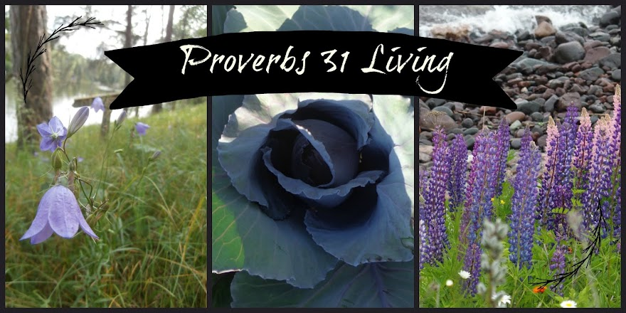 Proverbs 31 Living