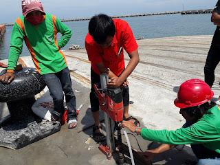 Semar Jaya Teknik - Contoh Gambar Peralatan di Lapangan