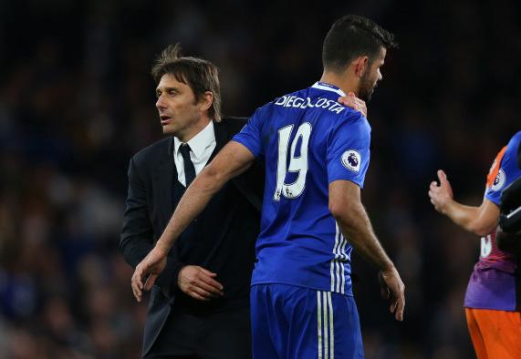 Diego Costa nhất quyết từ chối trở lại London
