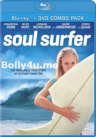 Soul Surfer 2011 BluRay 350MB Hindi Dual Audio 480p ESub Watch Online Full Movie Download bolly4u