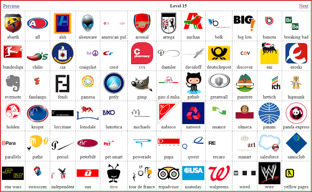 Fun & Entertainment: Logo quiz : Logos Quiz Answers And Solution ...