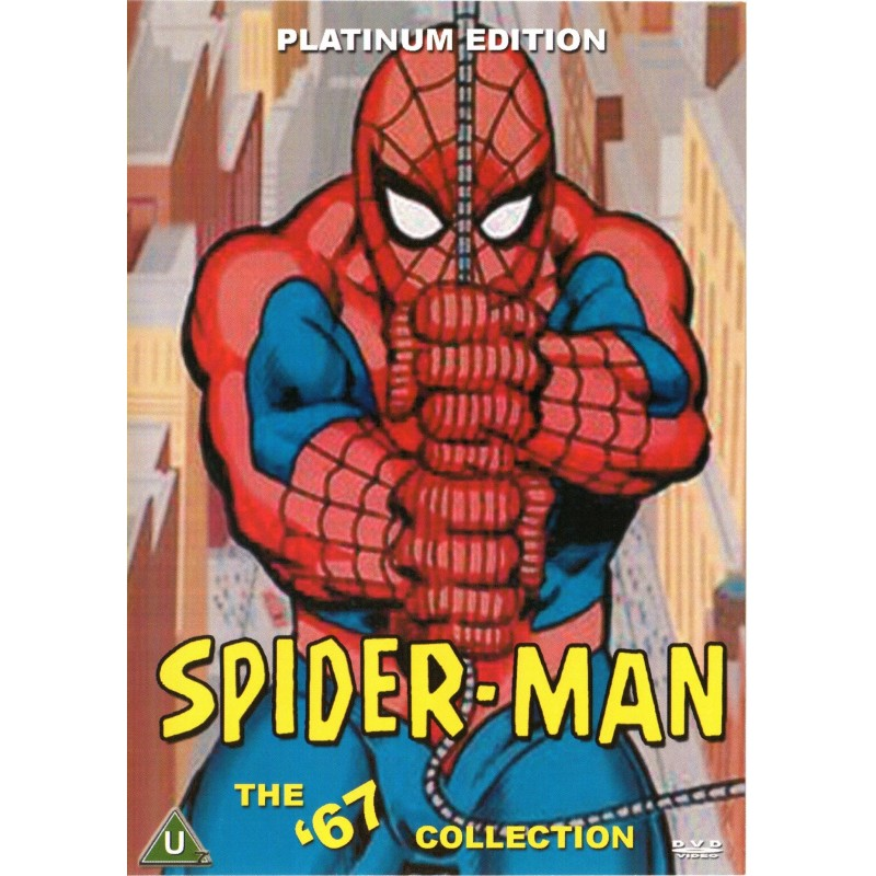 Spider-Man 1967 Hindi Episodes