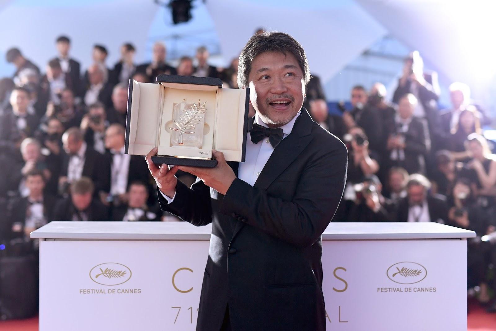Hirozaku Koreeda - Palma de oro en Cannes 2018
