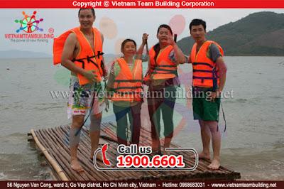 MARK - Trò chơi team building hay nhất tại Nha Trang