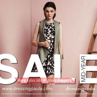 Dressing Paula Mid Year Sales